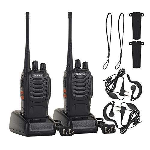 5 Best Walkie Talkies for Skiing (**2019 Edition**)