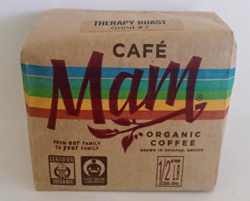 Cafe Mam (.5 LBS) Organic Therapy Enema Coffee. THE ONLY ENEMA COFFEE recommended by Gerson ()
