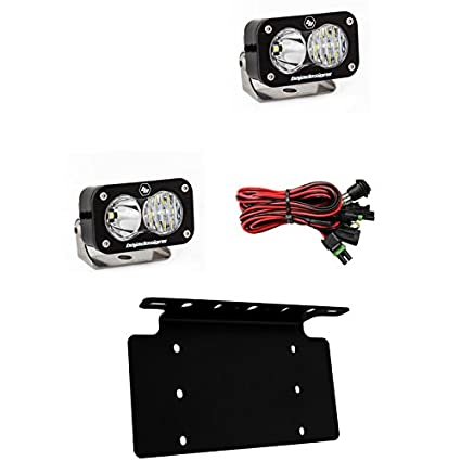 414Ph36Q9WL._SX425_ amazon com baja designs s2 pro pair driving combo led light kit