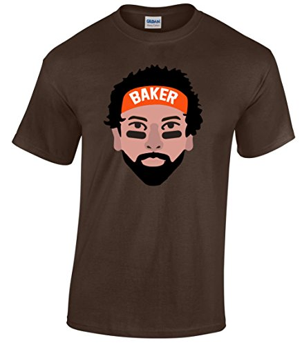 WB Shirts Brown Mayfield FACE T-Shirt Youth