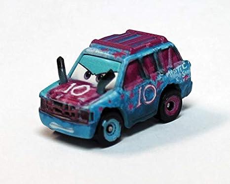 Disney Pixar Cars Mini Racers - Lista 2 (Blind Spot): Amazon.es: Juguetes y juegos