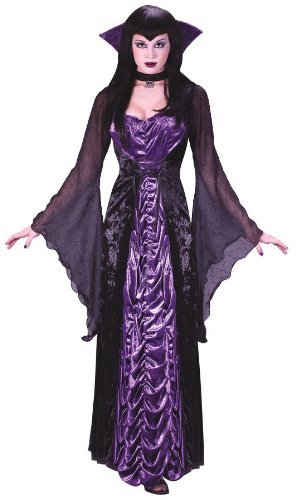Women Adult Costumes Darkness Of Countess (Countess of Darkness Costume Adult - Small /)