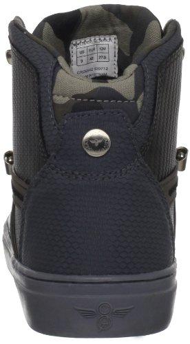 Recreación Creativa Para Hombre Caifano Sneaker Charcoal Smoke Gunmetal