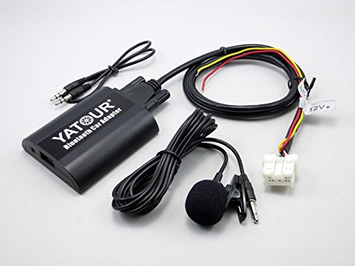 Nissan Infiniti Car Bluetooth Adapter, Digital Car Stereo Aux - Import It  All