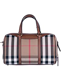 burberry handbags outlet sale 0aho  Burberry Women's Medium Alchester in House Check and Beige Tan