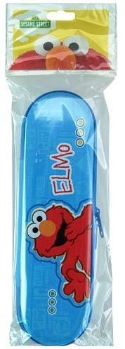 Elmo Tin Zipper Pencil Case by Elmo B0141MW8PM | Eine Große Vielfalt An Modelle 2019 Neue