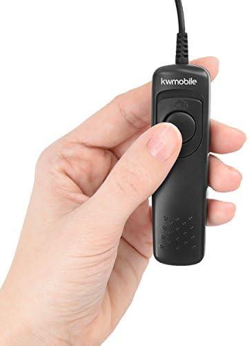 kwmobile Disparador Remoto para cámaras réflex: Amazon.es: Electrónica