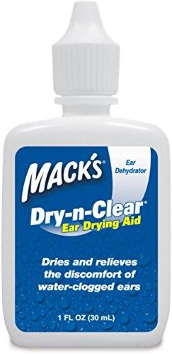 (Mack's Dry-n-Clear Ear Drying Aid 1 oz (Pack of)