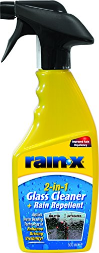 Rain X 88199500 Rain Repellent and Glass Cleaner:
