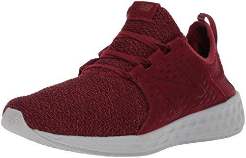 New Balance Men's Fresh Foam Cruz Running Shoe,mercury red,11 D(M) US