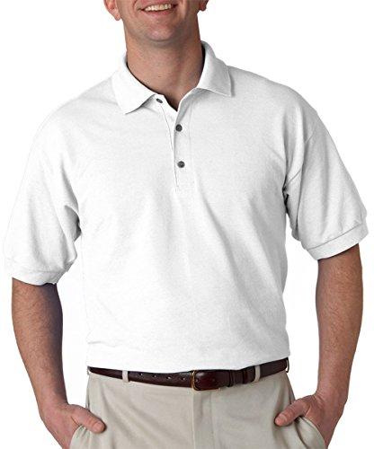 : Gildan Mens Ultra Cotton Pique Polo Shirt