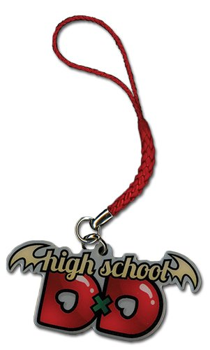 High School DxD Phone Charm - Logo