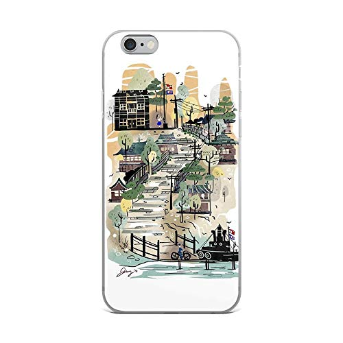 iPhone 6 Plus/6s Plus Pure Clear Case Cases Cover The Girl on Poppy Hill