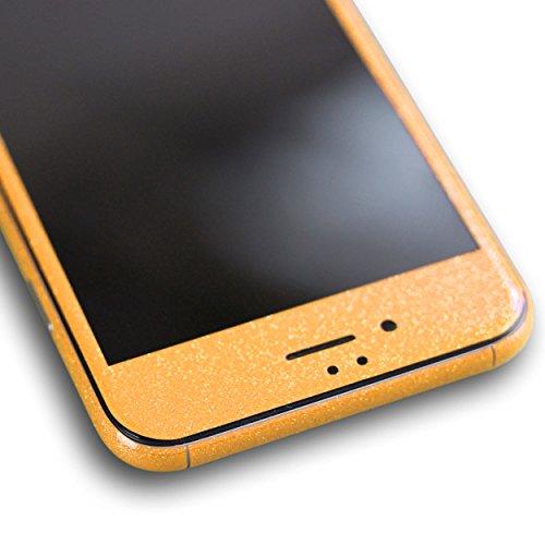 AppSkins Rückseite iPhone 6 Full Cover - Diamond pure gold