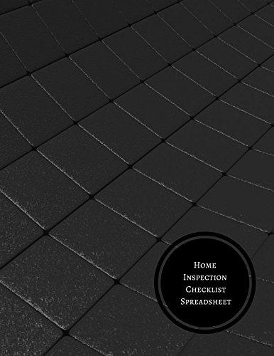 Home Inspection Checklist Spreadsheet: Building Inspection Log PDF