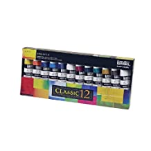 Reeves 2-Ounce Liquitex Heavy Body Acrylic Paint Set, Classic, Assorted Color