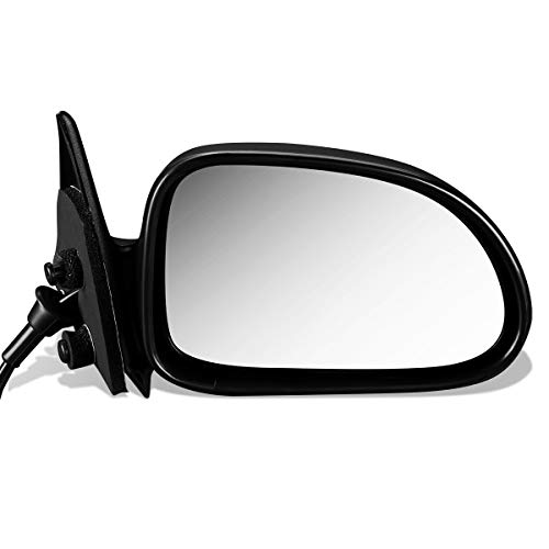 DNA Motoring OEM-MR-CH1321157 Factory Style Powered Right Side View Door Mirror