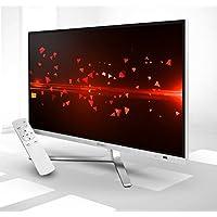 QX VIEW QHD2716R DP PLUS WQHD (2560x1440) Ultra Slim Bezel, DP, Remote, Flicker Free & Low Bluelight, LOS, Aluminum Metal Stand, Virtual 4K