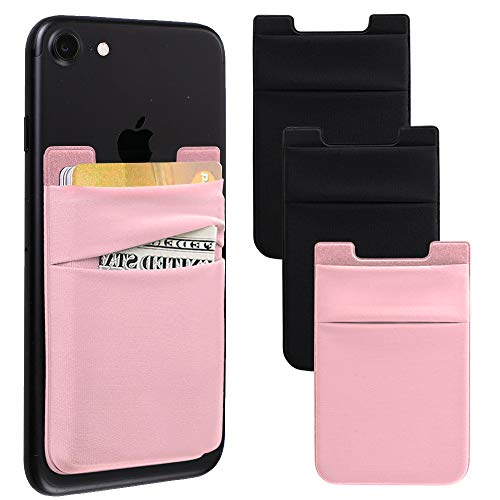 Phone Card Holder for Back of Phone