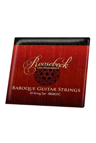 Roosebeck 5-Crs Baroque Gtr Strgs Light