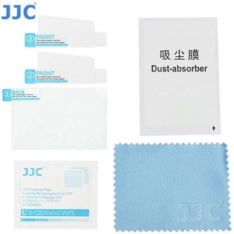 JJC GSP-XA5 Optical Glass LCD Screen Protector for FUJIFILM X-A5 Fuji XA5 9H