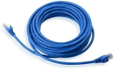 RJ45 CAT6 Ethernet Patch LAN Cable Cats6 2m, Blue