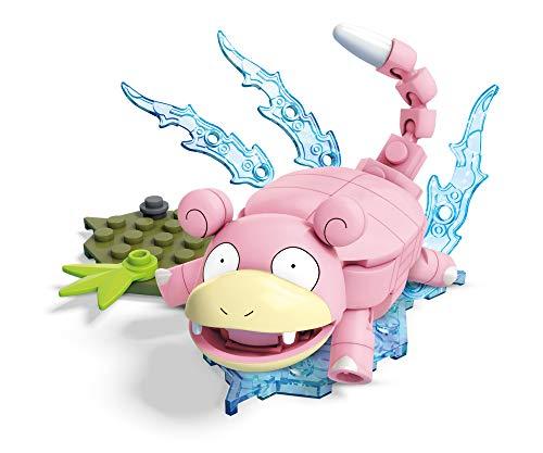 Mega Construx Pokemon Slowpoke from Mega Brands