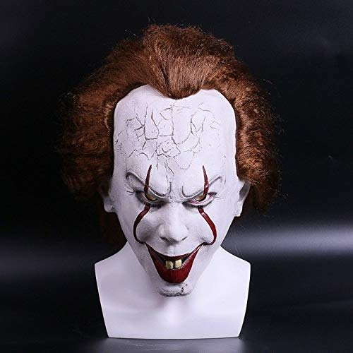 Genric 2017 Movie Stephen King's Pennywise Clown Joker