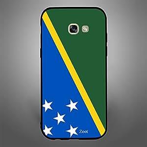 Samsung Galaxy A5 2017 Solomon Island Flag