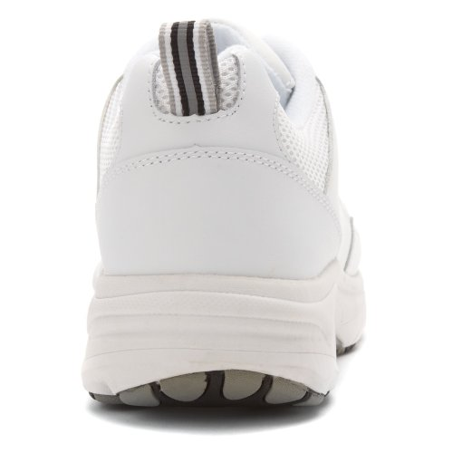 Mesh Lightning Sneakers Drew White II Shoe Leather White Men's AEZqqFPw8