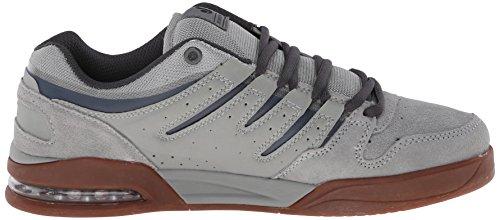 Shoes Men's Elan Skateboarding Suede Grey DVS Tycho Polo TqXwnRU