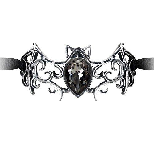 Alchemy of England A108 Viennese Nights Ribbon Bracelet (Alchemy Gothic Bracelet)