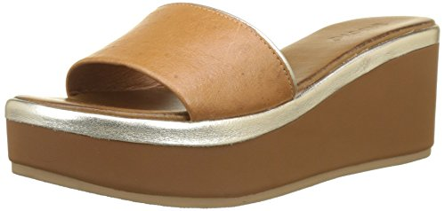 Inuovo 8681, Tongs Femme Beige (coconut-gold 16781292)
