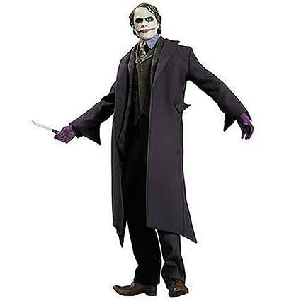 Batman Dark Knight - The Joker 16 Scale Collector Figure  sc 1 st  Amazon.com & Amazon.com: Batman Dark Knight - The Joker 1:6 Scale Collector ...