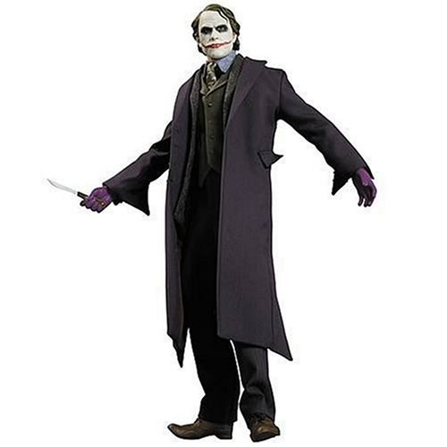 Download Batman Dark Knight - The Joker 1:6 Scale Collector Figure