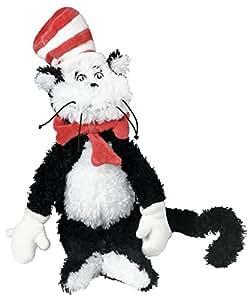 Manhattan Toy - Gato de Peluche Dr. Seuss: Amazon.es