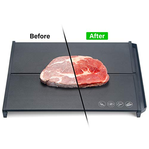 Lvssci Fast Defrosting Tray Meat Defrosting Tray