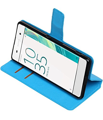Mobile Fashion HM Casos para Sony Xperia XA Monedero ...