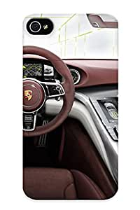 Awesome Case Cover/iphone 4/4s Defender Case Cover(2013 Porsche Panamera Sport Turismo Concept Interior ) Gift For Christmas wangjiang maoyi by lolosakes