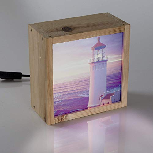 lightbox para instagramers – luz decorativa para amantes de la fotografia – caja de luz de