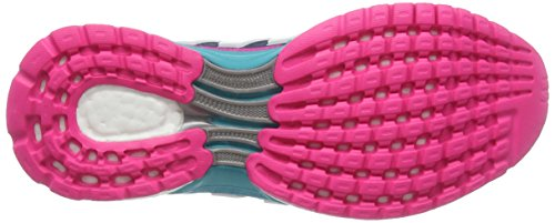 adidas Response 2 W Damen Laufschuhe Mehrfarbig (Shock Pink/Ftwrr White/Shock GreenShock Pink/Ftwrr White/Shock Green)