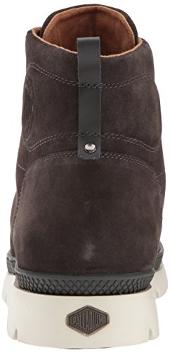 Palladium Men's Pallasider Mid Suede Chukka Boot Major Brown/Beluga outlet manchester great sale cheap buy top quality cheap price cheap sale shop with paypal for sale cbi0b