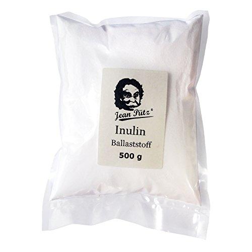 Jean Pütz Original Inulin prebiotischer Ballaststoff 500 gr
