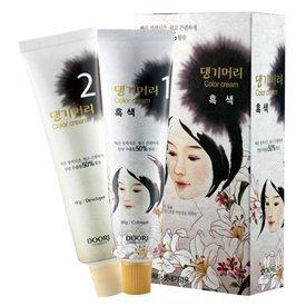 Daeng Gi Meo Ri Hair Color Dark Black by Doori Cosmetics, South - Mall Stores Ri