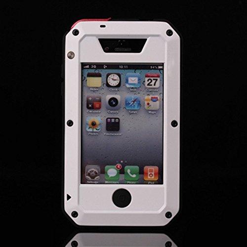 iphone 4 aluminum bumper case - 6