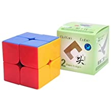 dayan 2x2x2 I-6 Solid Color for Speed Cubing (50x50mm) (Difficulty 8 of 10)