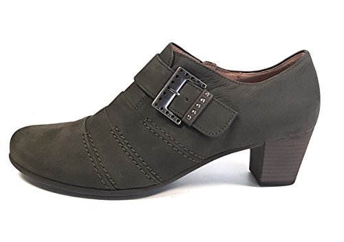 Green Shoes Women's Gabor Nubuk Khaki Lavato Court zPt8wp