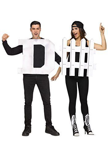 InCharacter D-Fence Defense Football Sports Costume -