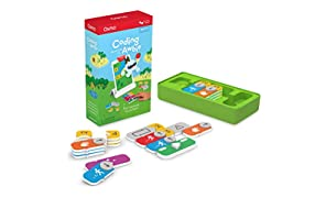 Osmo - Coding Awbie Game - Ages 5-12 - Coding & Problem Solving - For Ipad & Fire Tablet Base Required)