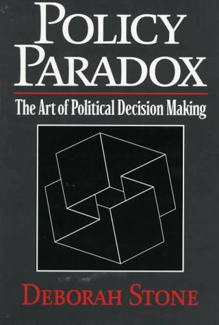 Price comparison product image By Deborah Stone - Policy Paradox: The Art of Political Decision Making,  Revised Edi (2nd Edition) (1997-06-16) [Paperback]